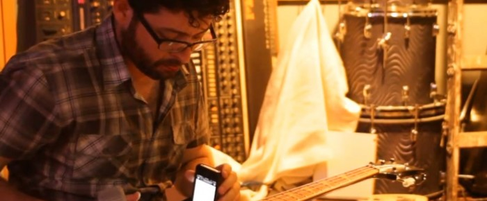 Using iPhone as a Musical Instrument in the Studio and Live